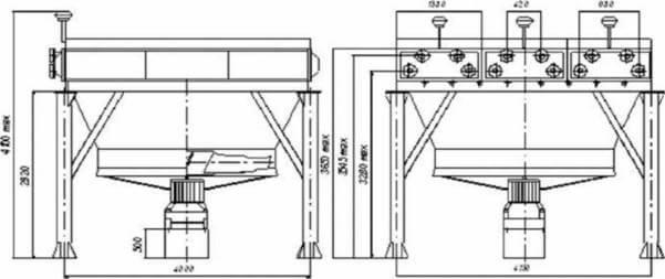 Аппараты воздушного охлаждения горизонтального типа АВГ